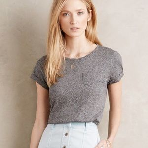 Anthropologie Akemi + Kin Rockford Tee